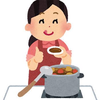 料理の味見