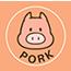 豚のアイコン