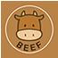 牛のアイコン